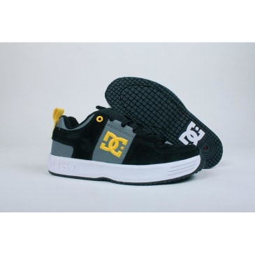 DC Shoes Lynx Black/Grey/Yellow