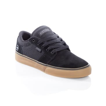 Etnies Barge LS Black Gum Grey