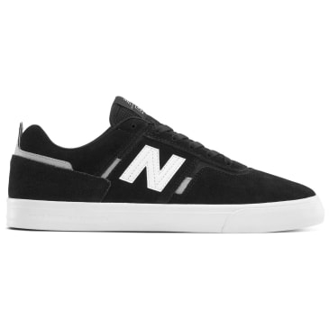 New Balance Numeric 306 Skateboard Shoe - Black/White