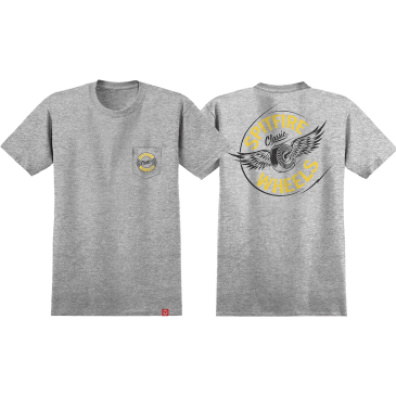 Spitfire Classic Flying Pocket Tee