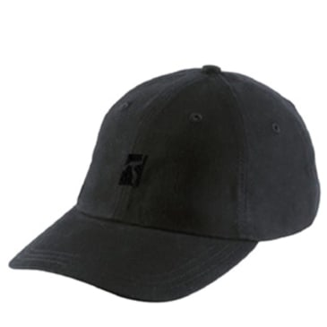 Cap In Black On Black By Poetic Collective