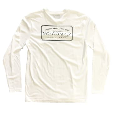 """No-Comply """"Locally Grown"""" Long Sleeve Shirt"""