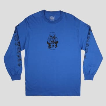 Pass~Port Toby Zoates Coppers Long Sleeve T-Shirt - Royal Blue
