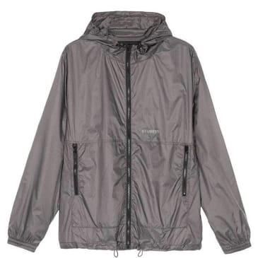 Stüssy Tech Ripstop Jacket - Grey