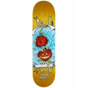 Anti-Hero Hewitt Grimple Glue Deck 8.4