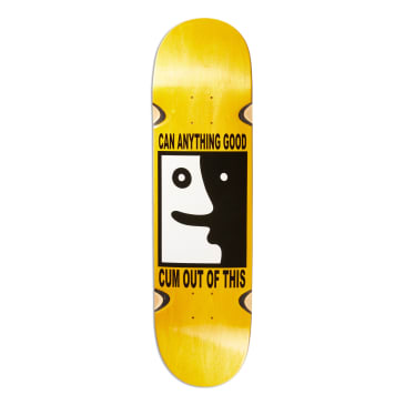 "Polar Skate Co. - 8.5"" Leave My Trunk Alone Skateboard Deck (Various Stains)"