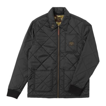 Dark Seas Yosemite Jacket - Black