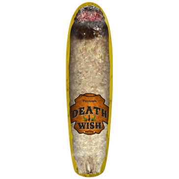 Deathwish Skateboards Spliff Cruiser Deck - 7.625