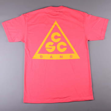 CSC 'All Conditions Gang' T-Shirt (Coral)