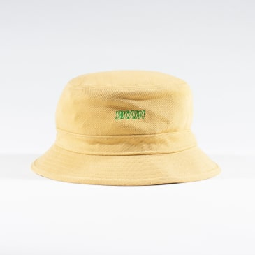 Brixton Simmons Bucket Hat - Yellow