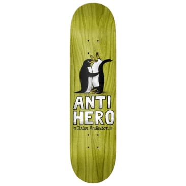 Anti Hero B.A Lovers II Deck - 8.5""