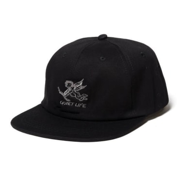 "THE QUIET LIFE- ""KENNY POLO HAT"" (BLACK / LIGHT DENIM)"