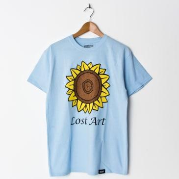 Lost Art Mark's Sunflower Light Blue
