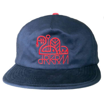 Darkroom Dome 6-Panel Cap with Crushable Bill