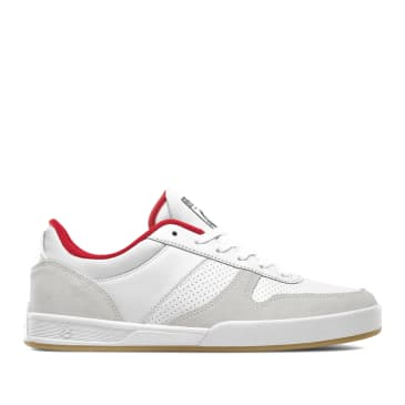 éS Contract Tom Asta Skate Shoes - White
