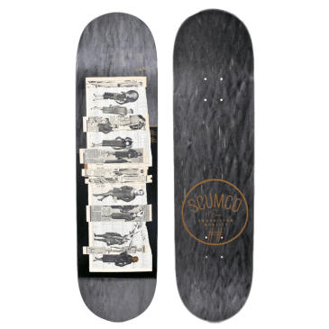 Scumco & Sons Ty Beall SMP Skateboard Deck - 8.5""