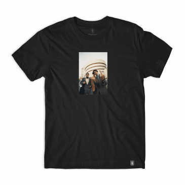 Girl Skateboards x Beastie Boys Spike Jonze T-Shirt - Black