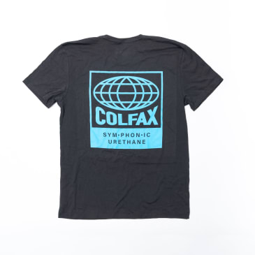 303 Boards - CLFX Symphonic Pocket Tee (Washed Black) (SALE)