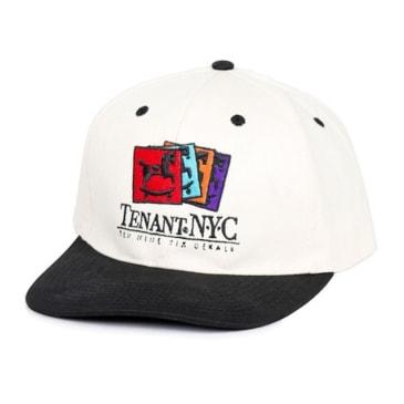 Tenant Skateshop - F.A.O Hat - Natural/Black
