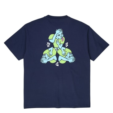 Polar Torso T-Shirt - Rich Navy