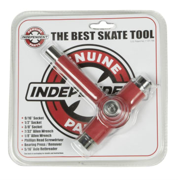 Independent The Best Skate Tool Red