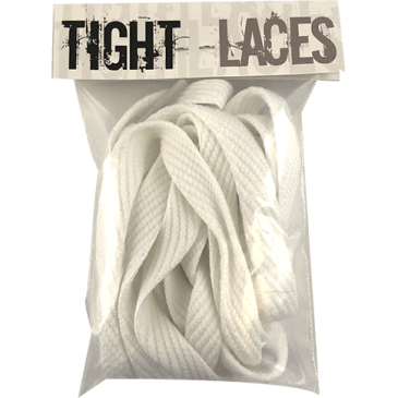 """Tight Flat Laces 45"""""""