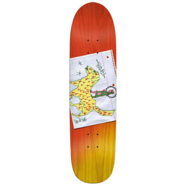 """Krooked """"Ronnie Nomad"""" Skateboard Deck 8.5"""""""