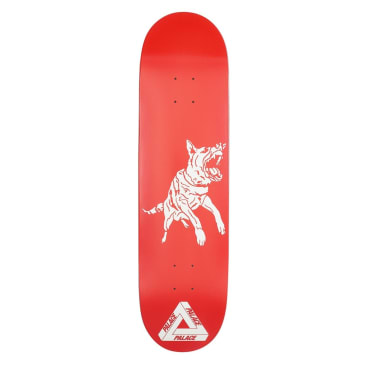 "Palace Skateboards Dog 8.375"" Skateboard Deck"