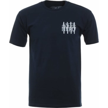 Anti Hero 4 Pillar Tee - Navy