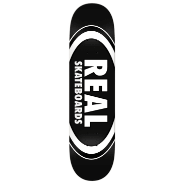 Real Classic Oval Deck 8.25""