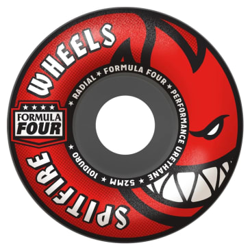 Spitfire Formula Four 54mm 101A Radial Wheels (Grey)