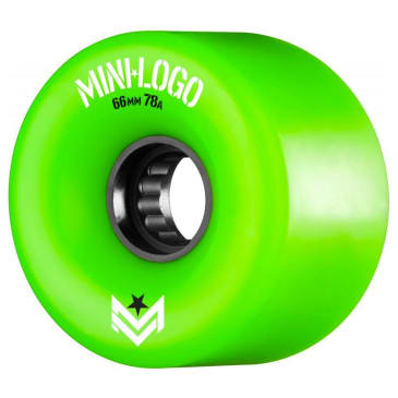 Mini Logo - A.W.O.L. Cruiser Wheels 78a 66mm