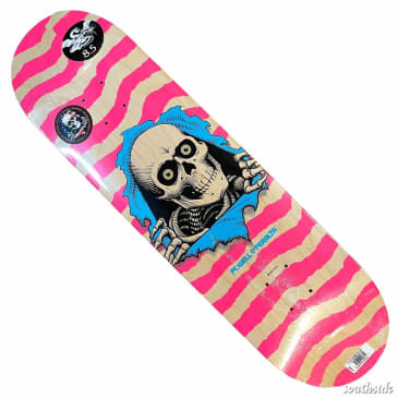 Powell Peralta Deck Ripper Natural Pink 8.5x32