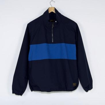 Levi's Skateboarding Collection - Skate Quarter Zip Jacket - Navy Blazer