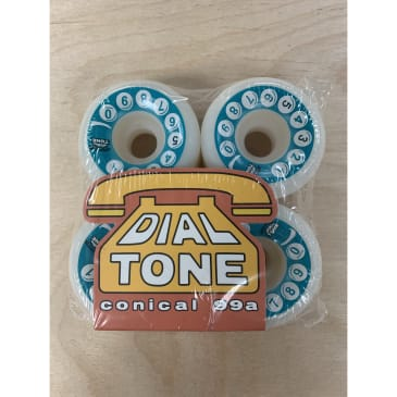 Dial Tone Rotary Conical 101A Wheels- 53mm