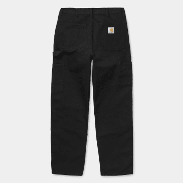 Carhartt WIP Double Knee Pant Black