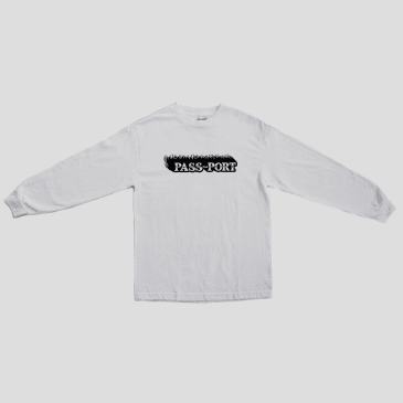 Pass~Port Icy Hot Long Sleeve T-Shirt - White