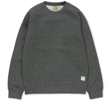 Carhartt WIP Holbrook Sweatshirt - Black/Heather