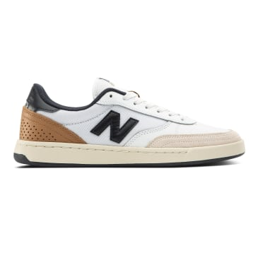 New Balance Numeric 440 Skateboarding Shoes - White/Navy