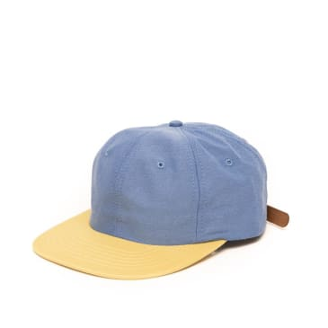 Alltimers Broadway Oxford Hat - Blue