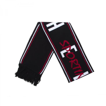 Helas Sporting Club Scarf Black