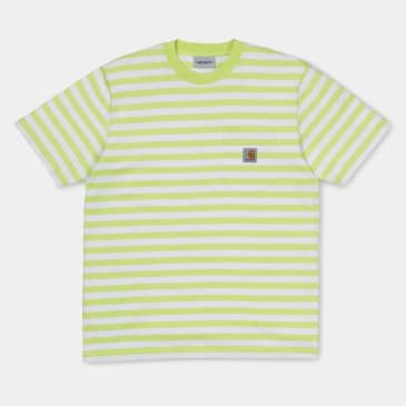 Carhartt WIP Scotty Pocket Shirt Lime