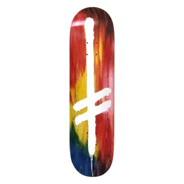 Deathwish Original G Logo Tropical Skateboard Deck - 8.25