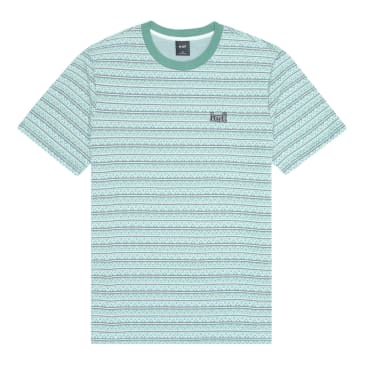 HUF Allen Knit Top - Harbour Grey