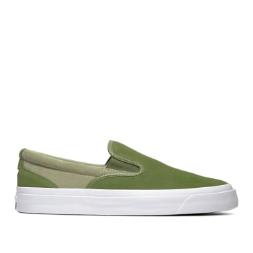 Converse CONS One Star CC Slip-On Shoes - Cypress Green / Street Sage