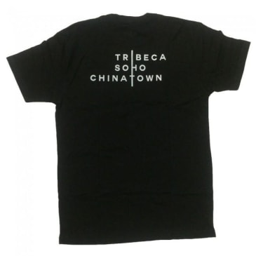 Canal New York Film Festival T-Shirt - Black