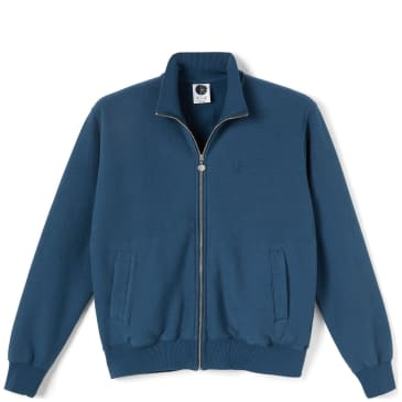 Polar Skate Co Torsten Track Jacket - Blue