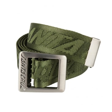 Santa Cruz Hike Belt - Olive