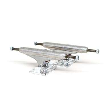 Independent Stage 11 Forged Hollow Trucks 144 - Raw Silver