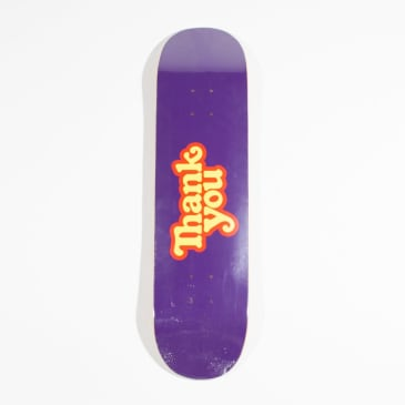Thank You Skateboards Deck - 8.0""